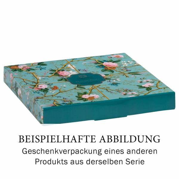 KILBURN Teller Summer Blossom, 20 cm, Bone China Porzellan, in Geschenkbox