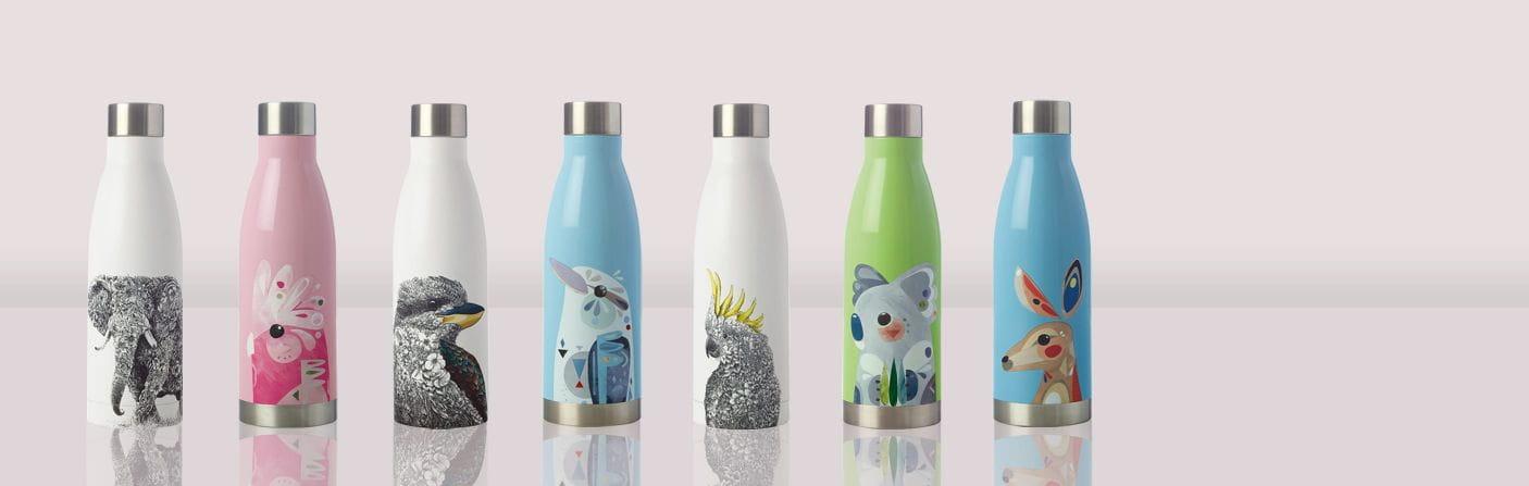 Trinkflaschen – Trendiger Trinkgenuss to go