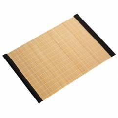 PLACESETS Platzset Natural, 45 x 30 cm, Bambus