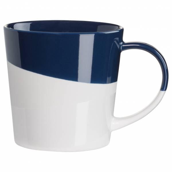 NEWPORT Becher Blau, Porzellan
