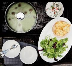 M&W x BERNDES Grill-Set für Drinnen und Draußen